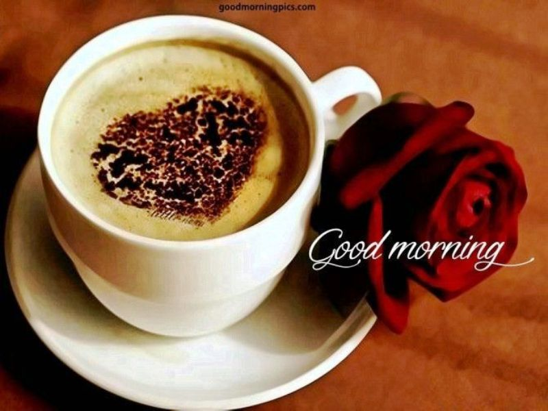 24 Morning Wishes With Coffee